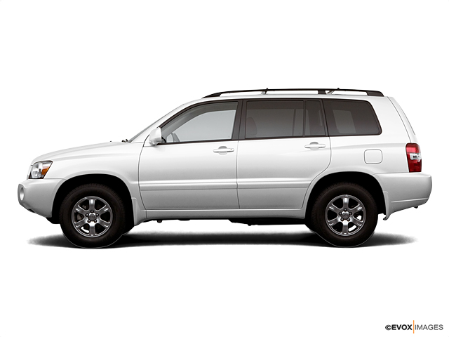 2006 Toyota Highlander Vehicle Photo In Dixon Il 61021
