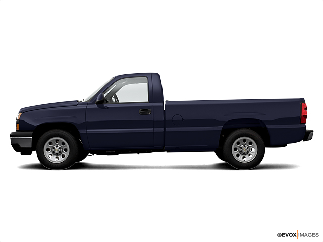 2006 Chevrolet Silverado 1500 Vehicle Photo in Norwich, NY 13815