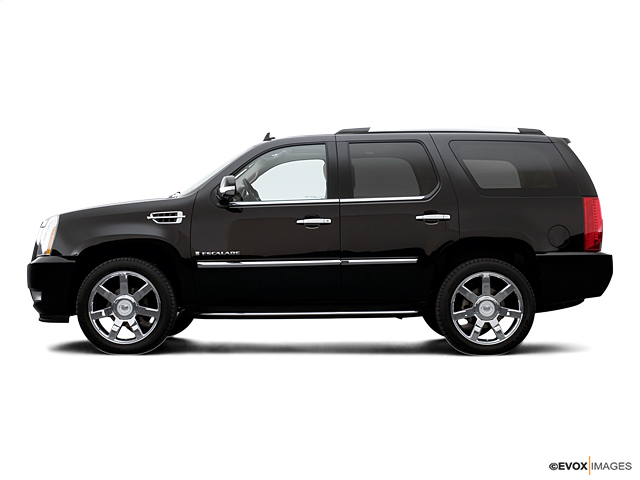 Used Black Raven 2007 Cadillac Escalade Suv For Sale In