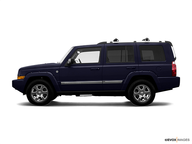 2006 Jeep Commander Vehicle Photo in Owensboro, KY 42303