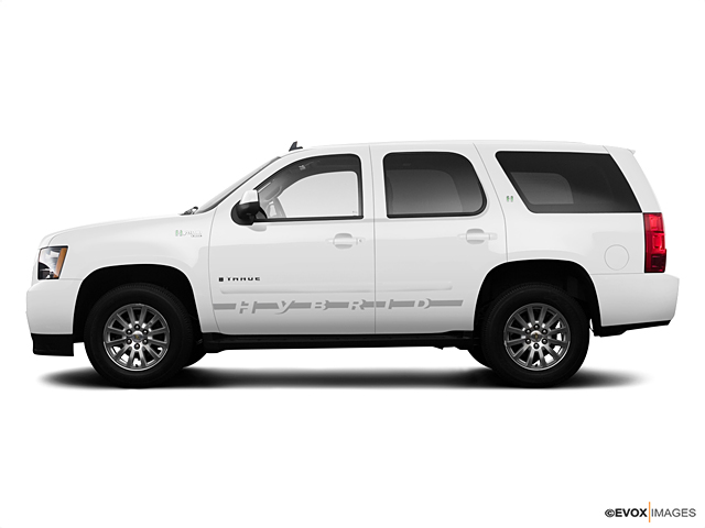 2008 Chevrolet Tahoe Hybrid Vehicle Photo In Greeley Co 80634
