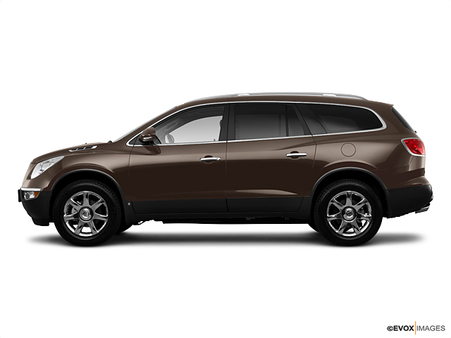 Learn About This 2010 Buick Enclave For Sale in Broken ...