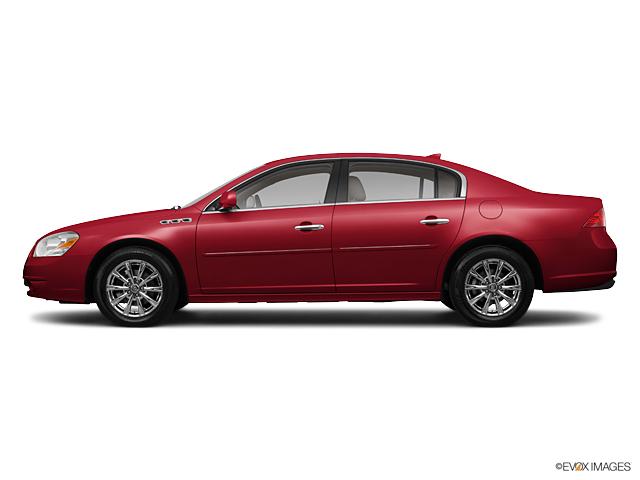 mcgregor crystal red tintcoat 2011 buick lucerne used car for sale x125a. Black Bedroom Furniture Sets. Home Design Ideas