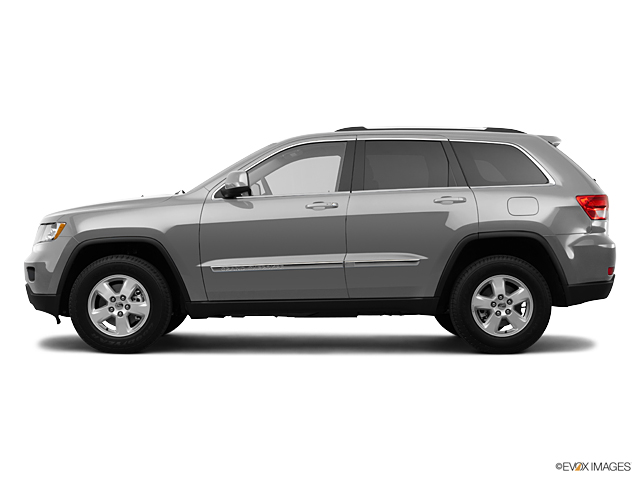 Used 2011 Jeep Grand Cherokee Bright Silver Metallic Suv