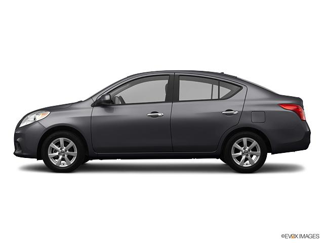 2012 Nissan Versa Vehicle Photo In El Paso, TX 79925