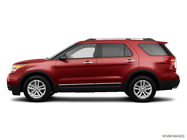 Ruby Red Metallic Tinted Clearcoat 2013 Ford Explorer: Used Suv for Sale in Worthington - 3129XX