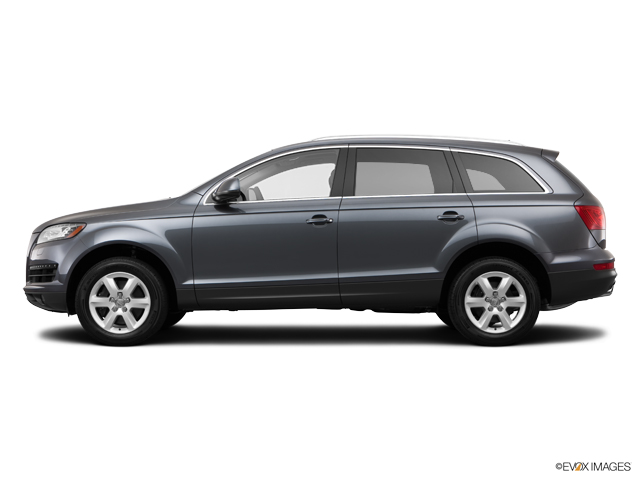 daytona gray pearl effect 2014 audi q7 used suv for sale at hawthorne chevrolet 184972a. Black Bedroom Furniture Sets. Home Design Ideas