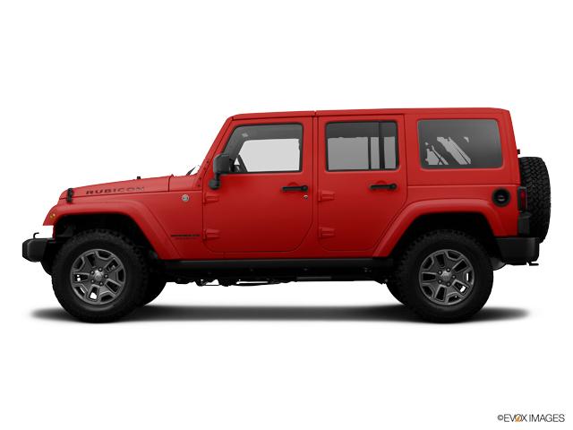 2014 Jeep Wrangler Unlimited Vehicle Photo In Fuquay Varina, NC 27526