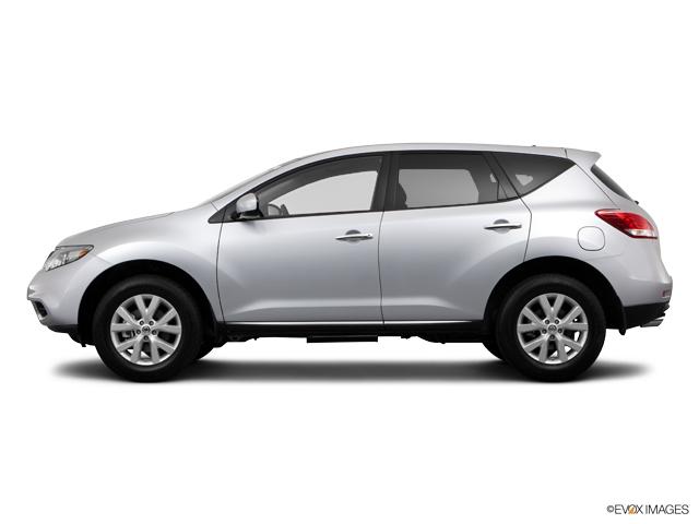 Brilliant Silver 2014 Nissan Murano Suv for sale at ...