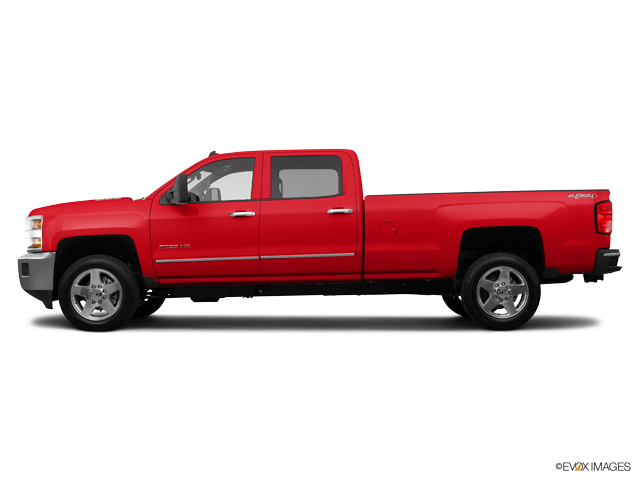 2015 Chevrolet Silverado 2500hd Built After Aug 14 For