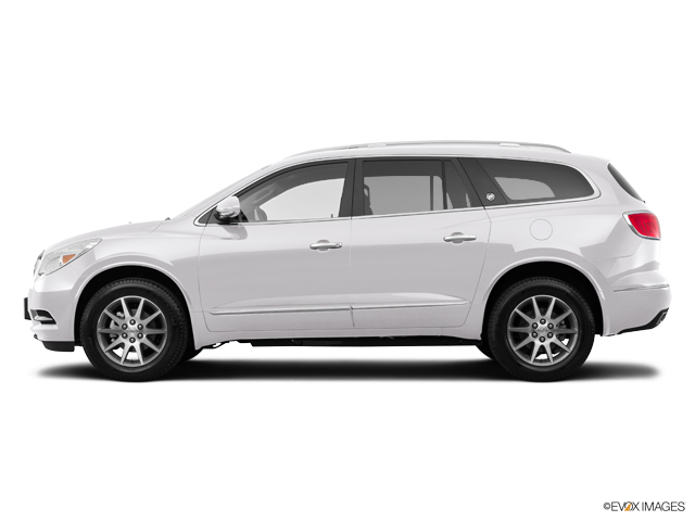 bluffton white opal 2015 buick enclave used suv for sale 7213. Black Bedroom Furniture Sets. Home Design Ideas