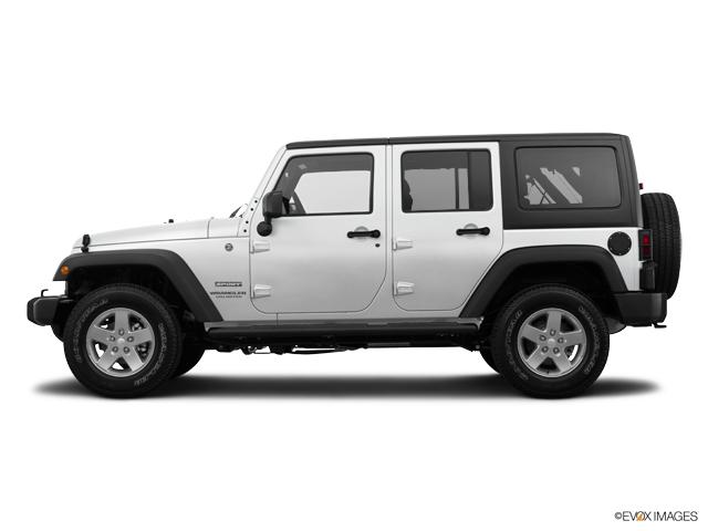 white 2015 jeep wrangler unlimited for sale in germantown md. Black Bedroom Furniture Sets. Home Design Ideas