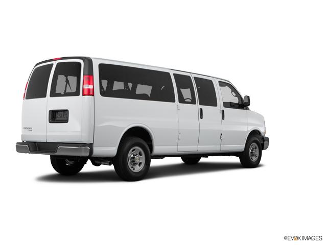 New 2015 Chevrolet Express Passenger 3500 Extended