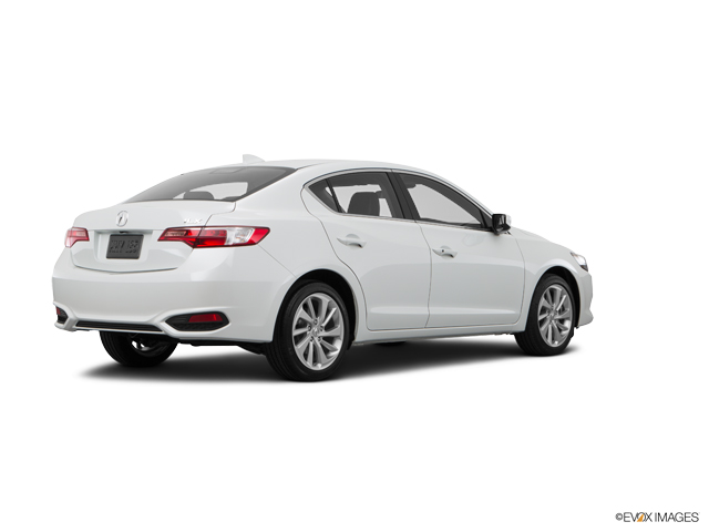 white 2016 acura ilx 2 4l for sale at mcgovern buick gmc. Black Bedroom Furniture Sets. Home Design Ideas