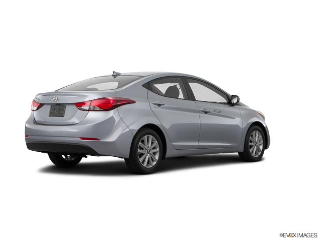 2016 Hyundai Elantra 4dr Sdn Auto Se Shale Gray Metallic