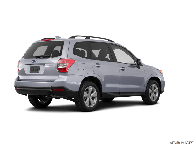 Used 2016 Ice Silver Metallic Subaru Forester 2 5i Premium