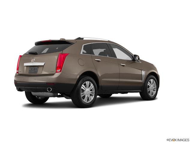West Covina Terra Mocha Metallic 2016 Cadillac Srx
