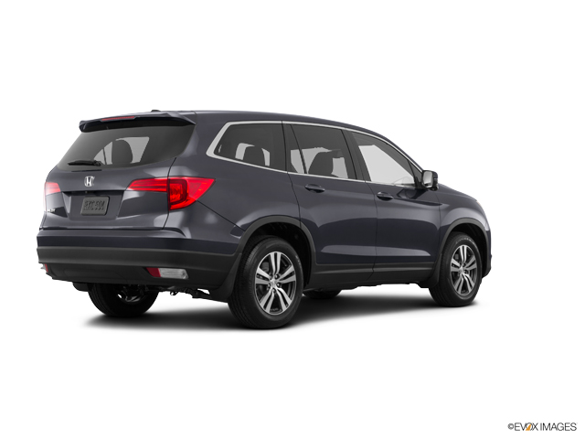 2016 Honda Pilot 2wd 4dr Ex L In Modern Steel Metallic For