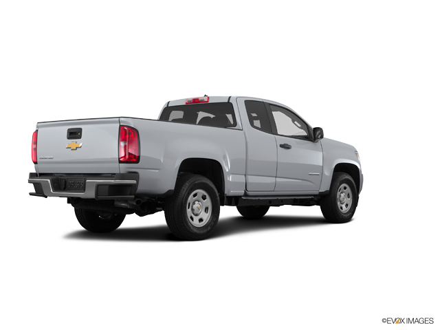 2016 silver chevrolet colorado extended cab long box 2. Black Bedroom Furniture Sets. Home Design Ideas