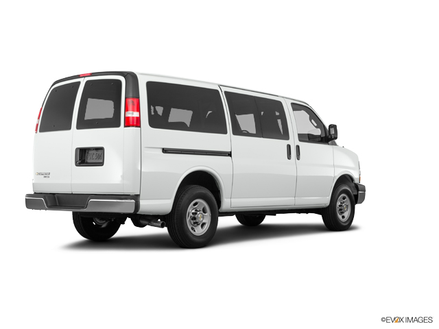 2016 Chevy Express Passenger In Monterey Park At Camino