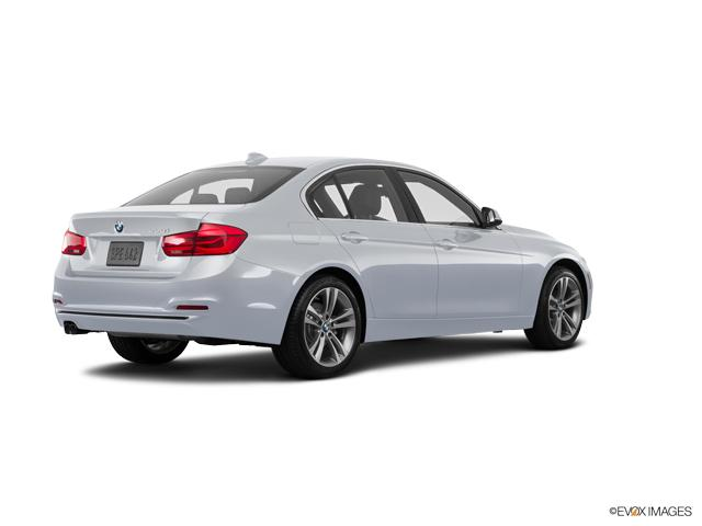 Glacier Silver Metallic 2017 BMW 320i xDrive for Sale at ...