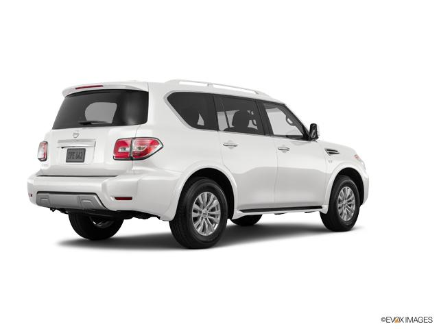 used white 2017 nissan armada suv for sale in san antonio tx cavender buick gmc west 06615a. Black Bedroom Furniture Sets. Home Design Ideas