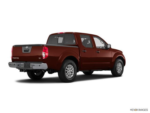 Used 2017 Nissan Frontier Forged Copper: Truck for Sale ...