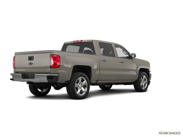 Porterville Certified 2017 Chevrolet Silverado 1500