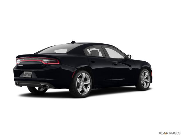 Used Pitch Black Clearcoat 2018 Dodge Charger Sxt Plus Rwd