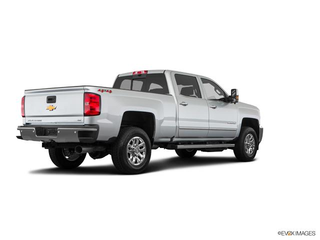 New 2018 Chevrolet Silverado 2500hd Silver Ice Metallic