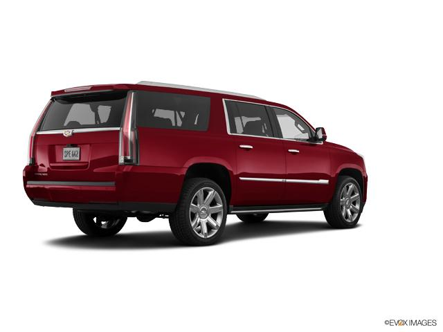 New Red Passion Tintcoat 2018 Cadillac Escalade Esv For