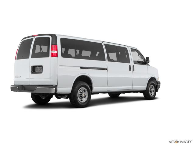Used 2018 Summit White Chevrolet Express Passenger Lt For
