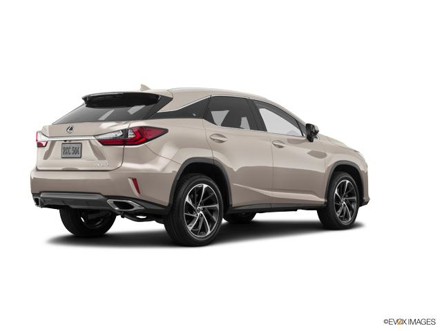 New 2018 Lexus RX 350 Satin Cashmere Metallic: Suv for ...