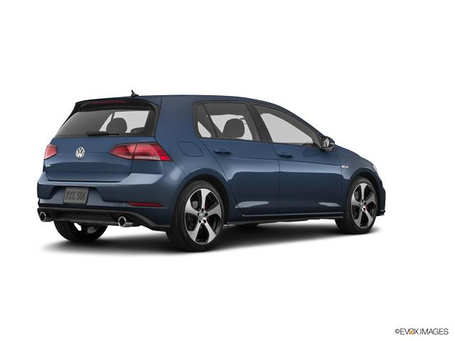 2t2t Black 2018 Volkswagen Golf Gti For Sale At Bergstrom