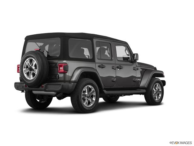 Granite Crystal Metallic Clearcoat 2019 Jeep Wrangler ...