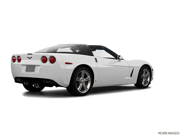 2009 Chevrolet Corvette For Sale In Denton