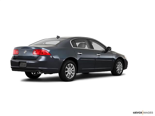 buick lucerne fuel mileage 2010