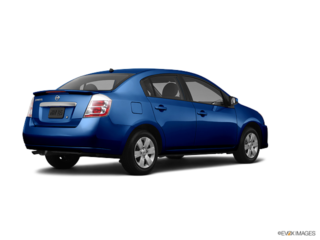 Used Blue Onyx 2012 Nissan Sentra 4dr Sdn I4 Cvt 2 0 S For