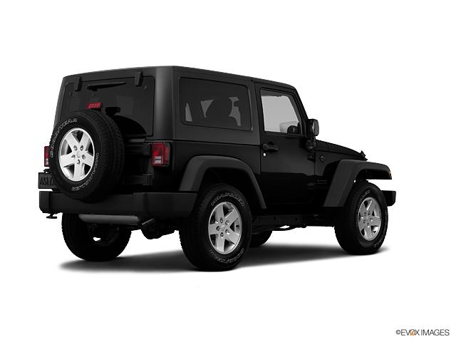 2012 Jeep Wrangler 16W1651B for sale Manhattan KS | Murdock Manhattan