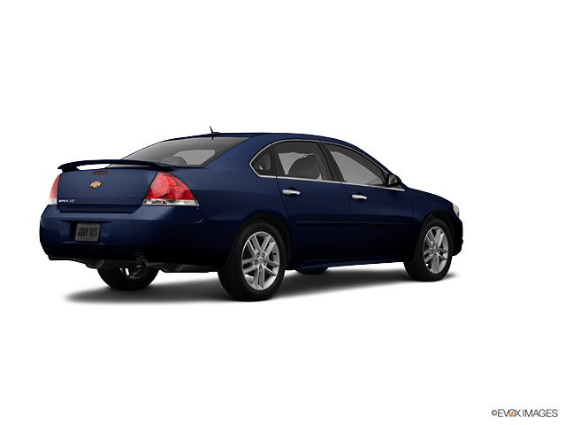 Used 2012 Imperial Blue Metallic Chevrolet Impala LS Fleet ...