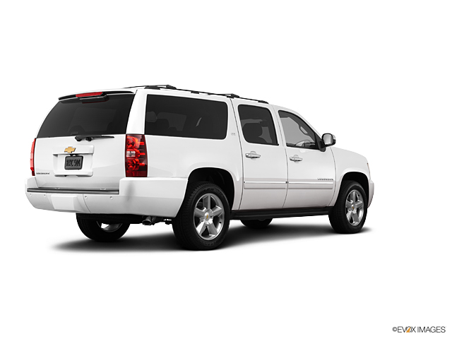 Used 2013 Chevrolet Suburban Summit White For Sale Near