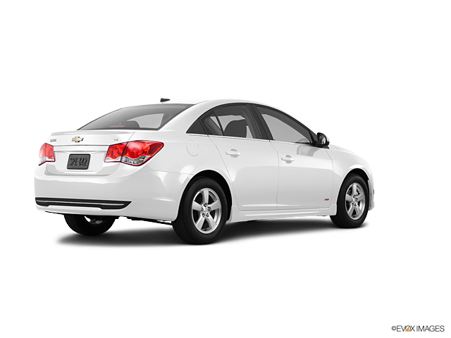 Used Summit White 2013 Chevrolet Cruze Sedan 1lt