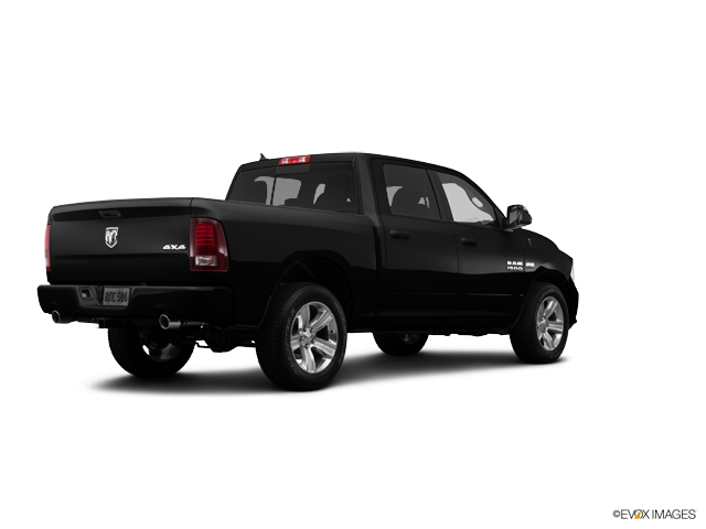 Williston Black Clearcoat 2014 Ram 1500 Used for Sale - G9047C