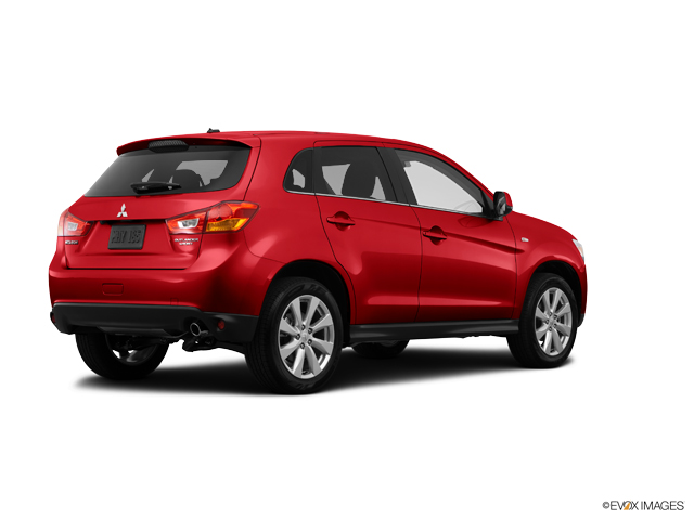 Rally Red Metallic 2014 Mitsubishi Outlander Sport Suv for ...