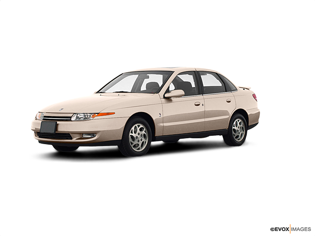 2002 Saturn LS Vehicle Photo in Hyde Park, VT 05655