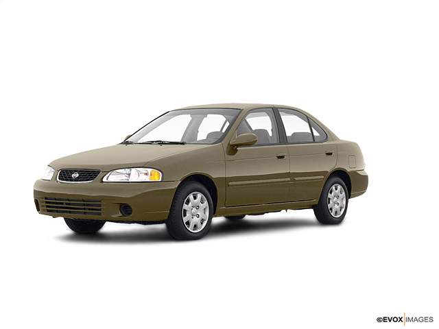 2002 Nissan Sentra Vehicle Photo in Danville, KY 40422