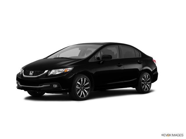 2015 Honda Civic Sedan Vehicle Photo in Kansas City, MO 64118