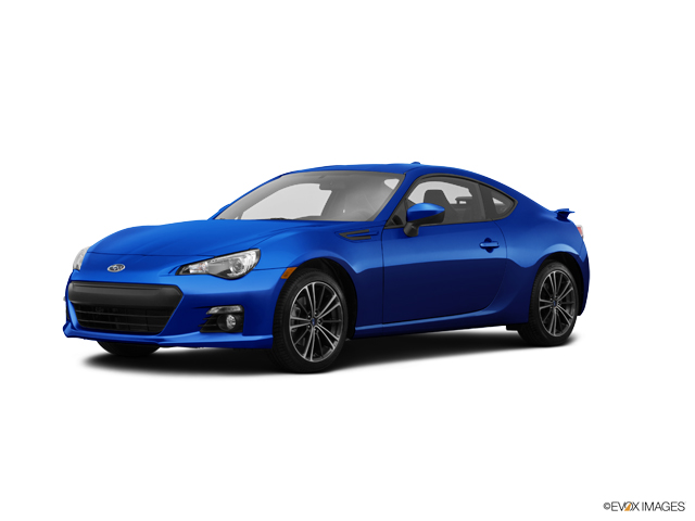 2015 Subaru BRZ Vehicle Photo in Redding, CA 96002
