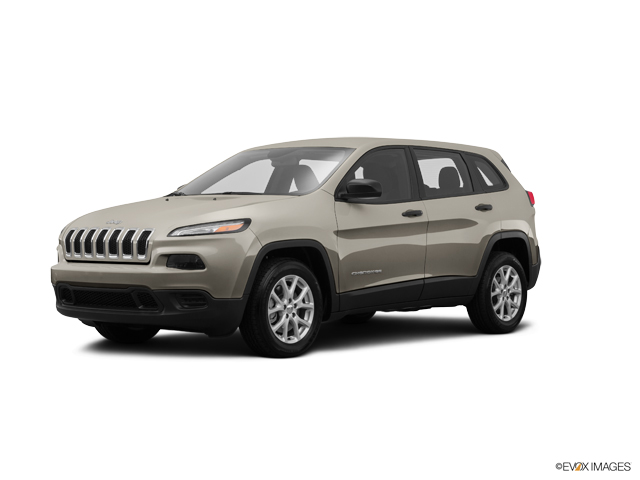 2015 Jeep Cherokee Vehicle Photo in Triadelphia, WV 26059