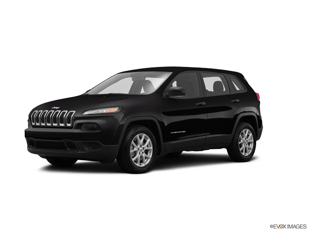 2015 Jeep Cherokee Vehicle Photo in Rome, GA 30161